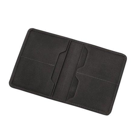 Skórzany cienki portfel męski PM-15/CH